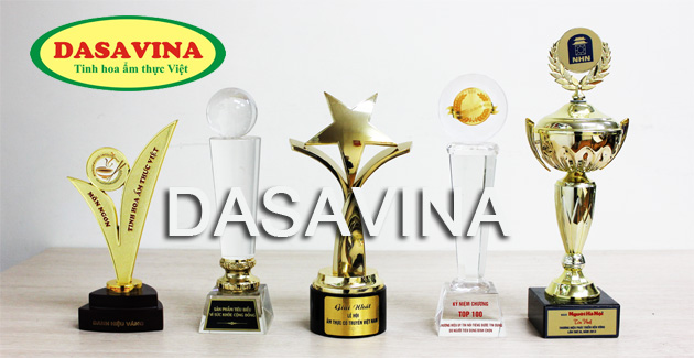 Thương hiệu Danavisa nhận được nhiều giải thưởng quý